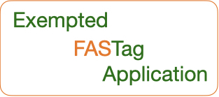Exempted FASTag